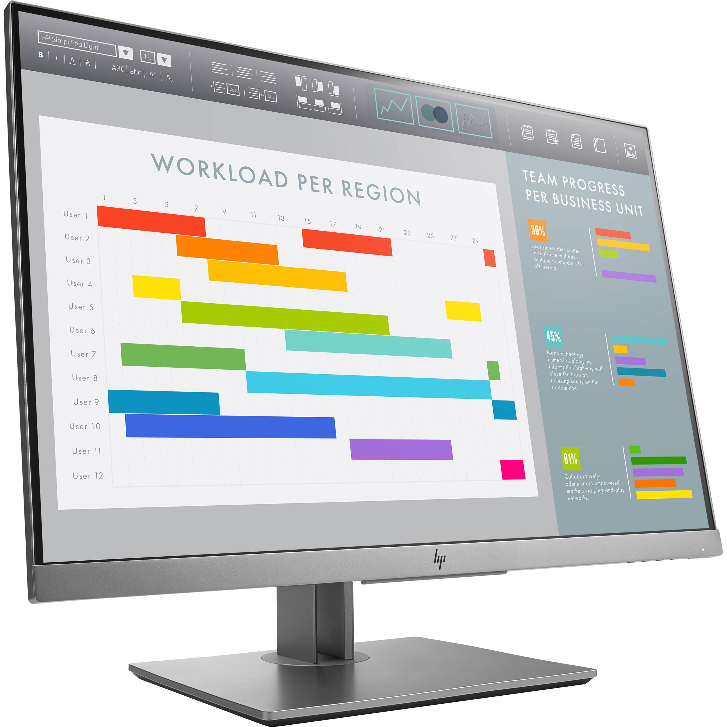 Màn hình HP EliteDisplay E243i 24-inch IPS(1FH49AA)